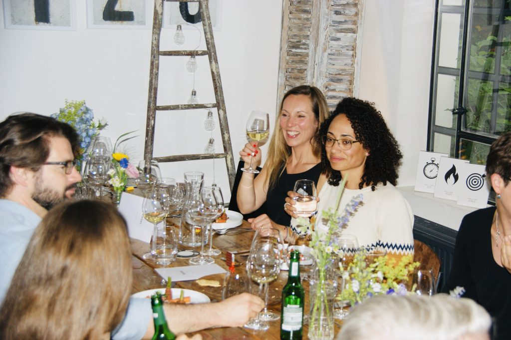 helenas Opening Dinner